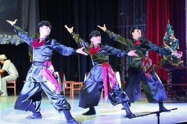 Дом культуры им. Ивана Кулика - Театр танца 'Артанія'