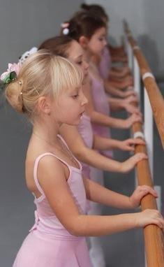 Ballet school, Школа классического балета - Групповые занятия ( 2 раза / нед)