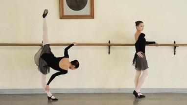 Ballet school, Школа классического балета - Индивидуальные занятия, 2 человека