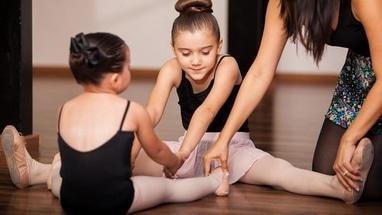 Ballet school, Школа классического балета - Индивидуальные занятия, 3 человека