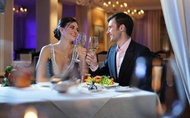Victoria Garden, ресторан - Романтична вечеря, пропозиція руки і серця