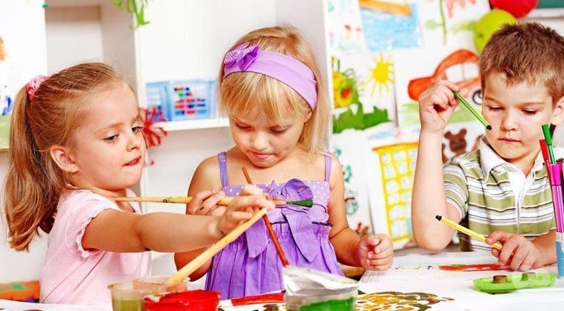 Добрый день, психологический центр - Ежедневные психологические группы для малышей (от 3 до 5 лет)
