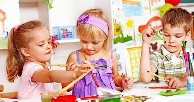 Добрий день, психологічний центр - Щоденні психологічні групи для малюків (від 3 до 5 років)