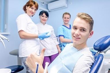 Стоматологія Соболевського - Комп'ютерна томографія (обидві щелепи)