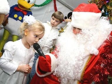 Агентство праздников ИЗУМРУДНЫЙ ГОРОД, организация торжеств - Новогодние детские утренники в школах и садиках