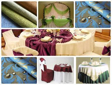 5-й сезон, Ателье-магазин-склад - Разработка дизайна и пошив текстиля для ресторанов,банкетов,свадеб.