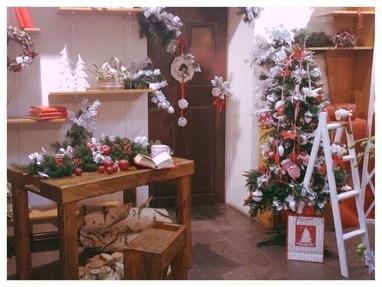 Фрагранс, салон флористики - Новогоднее оформление и декор