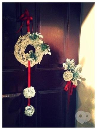 Фото 3 - Фрагранс, салон флористики - Новогоднее оформление и декор