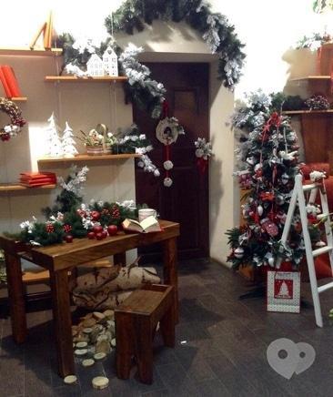 Фото 4 - Фрагранс, салон флористики - Новогоднее оформление и декор