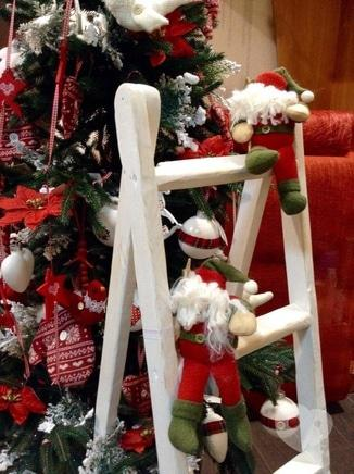 Фото 5 - Фрагранс, салон флористики - Новогоднее оформление и декор