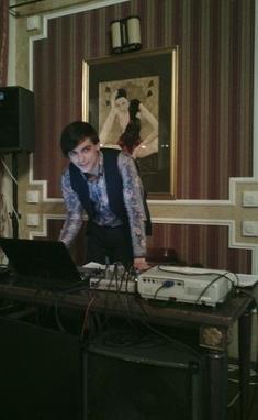 Андрей Купчин, ведущий - Звуковое оформление мероприятий