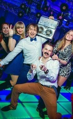 Зборовський Дмитро, ведучий, конферансьє - Ведучий на корпоратив