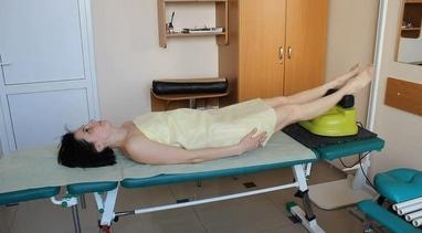 Академія здоров'я, оздоровчий центр - Вертебральний (хребтовий) електро-механічний тренажер