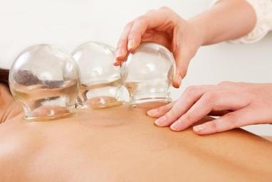 Академія здоров'я, оздоровчий центр - Баночний масаж спини