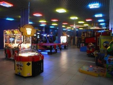 Пластилин, детский торгово-развлекательный центр, детская парикмахерская - Аттракционы для детей (будние дни)