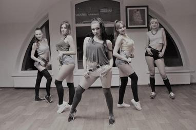 Shake It, школа танца - Dancehall