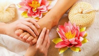 Мир здоровья, медицинский центр - Точечный массаж стоп