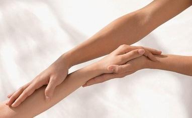 Світ здоров'я, медичний центр - Масаж рук