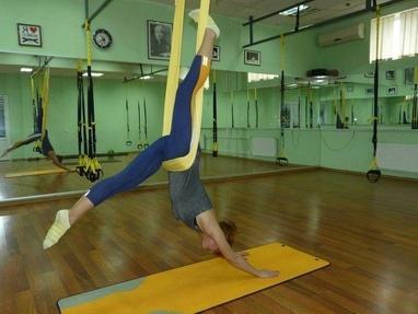 Plazma Gym, спортивно-оздоровительный центр - Fly Yoga (персональные тренировки)