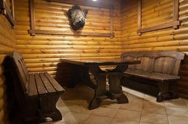 Банбас, водно-оздоровчий комплекс - Люкс 'Мисливський'