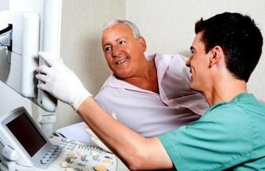 Авіцена, медичний центр - Ультразвукове дослідження простати і сечового міхура