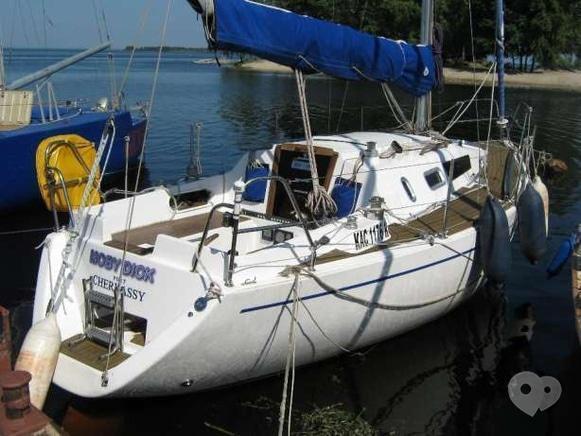 ПрокатАвто Черкассы, прокат легковых автомобилей - Аренда парусной яхты Moby Dick
