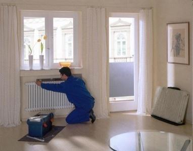 Сантехстиль, ООО, продажа и монтаж сантехники - Монтаж радиатора отопления