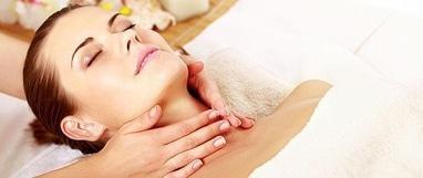 Дар Каліфа, DaySpa - Класичний масаж обличчя, шиї, декольте