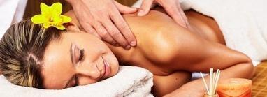 Дар Каліфа, DaySpa - Відновлювальний масаж