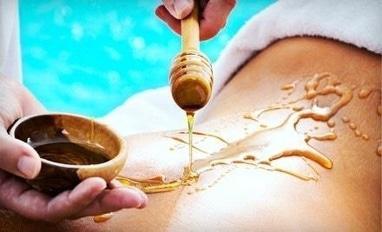 Дар Каліфа, DaySpa - Скраб-масаж медовий