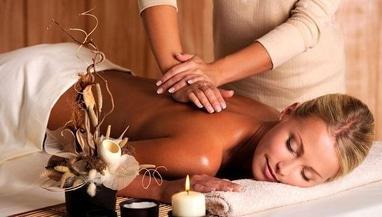 Дар Каліфа, DaySpa - Тайський масляний масаж тіла