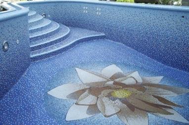 Мастерская садовых искусств, ландшафтный дизайн  - Мозаичные изделия
