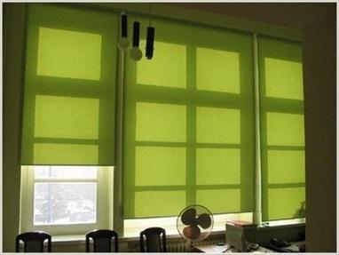 Окна Плюс, фирма по продаже металлопластиковых изделий - Установка вертикальных тканевых жалюзи