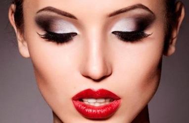 Облака, бюро красоты - Вечерний макияж
