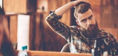 Barbershop Doberman, мужская парикмахерская - Укладка