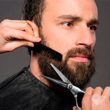 Barbershop Doberman, мужская парикмахерская - Стрижка бороды и усов