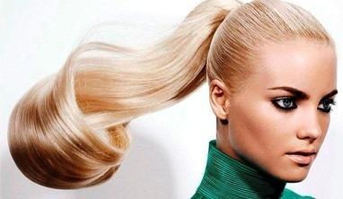 Облака, бюро красоты - Блондирование волос