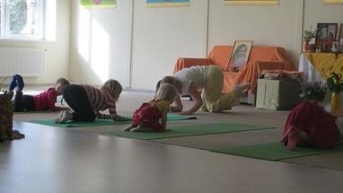 ГОО Йога в повседневной жизни, международный йога-центр - Йога 'Детский'