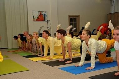 ГОО Йога в повседневной жизни, международный йога-центр - Занятия по йоге (3 месяца)