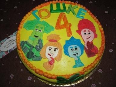 Лавка креативных десертов, домашняя кондитерская - Изготовление тортов на заказ. Мастика