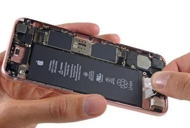 Apple Service, ремонт и продажа техники Apple - Замена аккумулятора