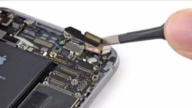 Apple Service, ремонт и продажа техники Apple - Замена основной камеры