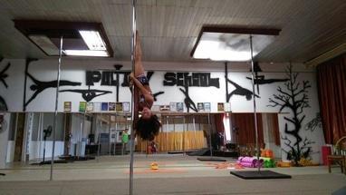 Politov School, студія танцю і акробатики на пілоні - Діти (pole dance)