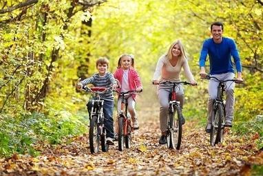 Perlyna resort, Культурно-оздоровительный комплекс - Аренда велосипедов