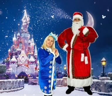 5-й сезон, Ательє-магазин-склад - Дід Мороз і Снігуронька додому