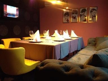 Чайка, ресторанний комплекс - Караоке VIP-кімната