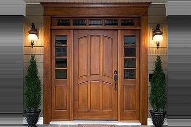 Вагонка, лесо-торговый склад - Реставрация дверей