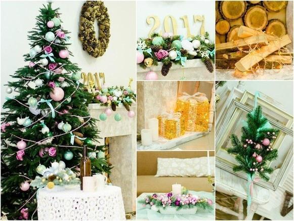 Творческая мастерская Яся - Декор для новогодней фотосессии