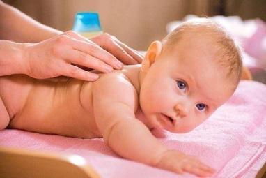 Дар Калифа, DaySpa - Детский массаж тела 'Росток'
