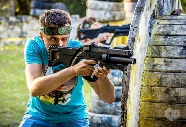 Paintball, пейнтбольный оператор - Игра в лазертаг. Пакет 'МИНИМУМ'